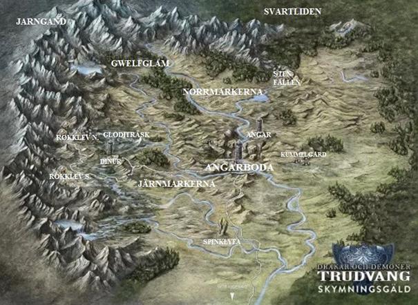 svart-mundor karta