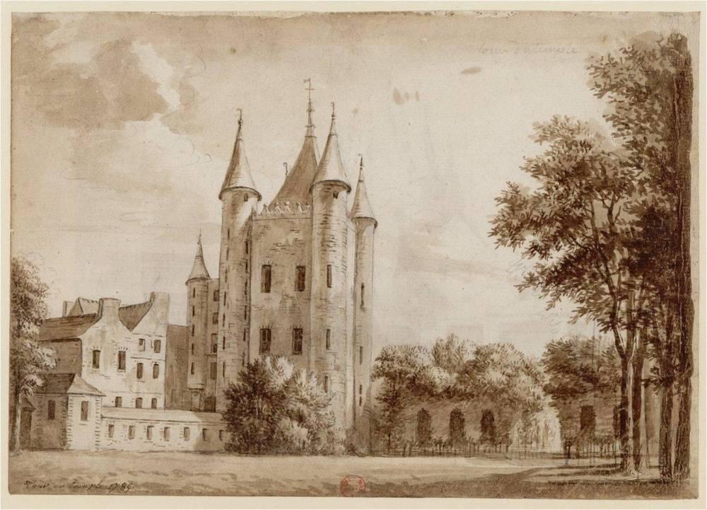 Tour-du-Temple-en-1785